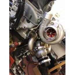 Audi Skoda VW Transverse Mounted 1.8T 20V TT A3 Stainless Steel Tubular Manifold