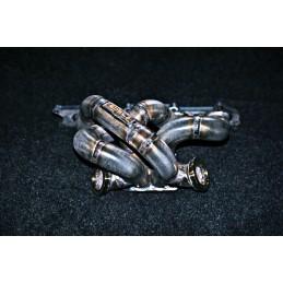 Saab 9-3SS B207 - Vauxhall Z20NET GT28 GT30 Borg Warner Turbo Tubular Manifold
