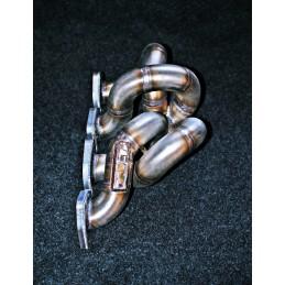 Citroen Saxo Stainless Tubular Manifold T25 Flange VTS VTR 16V