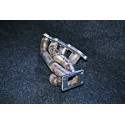 Saab Classic 900 Stock Position Stainless Steel Tubular Manifold