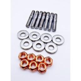 Trust Tubular Manifold Stud and Nut Set SAAB 900 9-3 9-5 9000