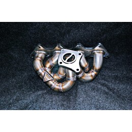 Renault Megane 2 & 3 RS 225 Stainless Steel Stock Turbo/Position Tubular Manifold
